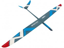 Robbe Avalanche ARF Voll-GFK/CFK 2.8m Elektro, RC Modellfugzeug