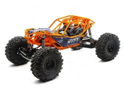 Axial RBX10 Ryft Orange 4WD 1:10 Brushless Rock Bouncer RTR, RC-Modellauto