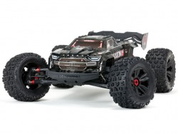 Arrma Kraton 4WD Extreme Bash Roller 1/5 Black ARTR RC Modellau
