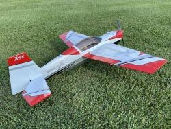 "Extremeflight-Rc Edge 540T V2 Plus 48"" Weiss/Rot ARF"
