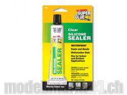 ZAP Silicone Sealer 45ml Dicht+Klebst.Silikonbasis