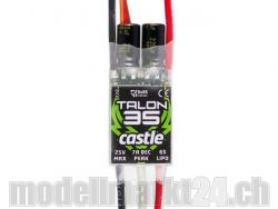 Castle Talon 35 25V 35A 6S Brushless ESC mit 7A BEC