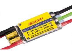 ROXXY BL Control 960-6 Regler, 60A, 5.5V/2A, 2-6S LiPo