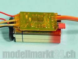 R/C-Sicherheits-Zündschalter-Elektrozünder für Rauchpatronen und Raketentreibsät