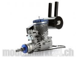 Evolution 20GX2 Benzinmotor mit Pumpvergaser 20cc