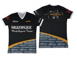 Multiplex T-Shirt Schwarz Grösse XL