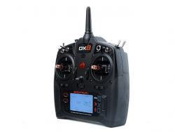 Spektrum DX8 G2 DSMX 8-Kanal 2.4GHz Sender inkl. Empfänger AR8010T m. Telemetrie Sprachausgabe