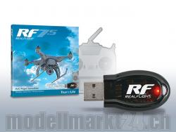 RealFlight 7.5 Wireless Transmitter Interface Edition - R/C Flugsimulator