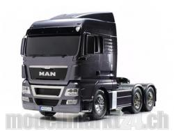 Tamiya MAN TGX 26.540 Gun Metal Edition 6x4 XLX RC-Truck 1:14 Bausatz