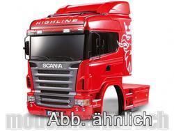 Karrosserie-Satz Scania R620 6x4 Highline 1:14 Bausatz von Tamiya