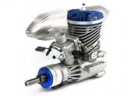 Evolution 15GX2 15cc Benzinmotor mit Pumpenvergaser