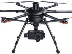 Yuneec Tornado H920 Plus mit CGO4 Kamera, ProAction, 3x Akku, Koffer, Ladegerät