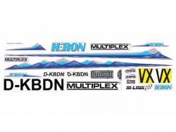 Dekorbogen Heron von Multiplex