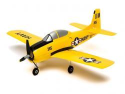 Hobbyzone UM T-28 Trojan Spw.426mm BNF mit Safe, RC-Modellflugzeug
