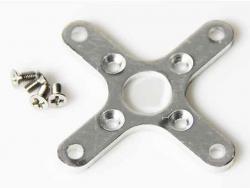 Alu Motormontagekreuz FunCub XL von Multiplex