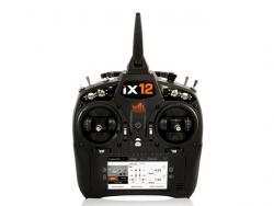 Spektrum iX12 12-Kanal DSMX 2.4GHz Einzelsender mit Telemetrie/Sprachausgabe