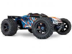 Traxxas E-Revo Orange VXL-6S Brushless 1:8 TQi 115km/h 4WD ARTR Version 2018