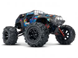 Traxxas Summit 1:16 Extreme Terrain Monster Truck 4WD RTR Brushed
