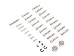 E-Flite Kleinteile-Set m/Ruderhör. zu Maule M-7 1.5m Basic