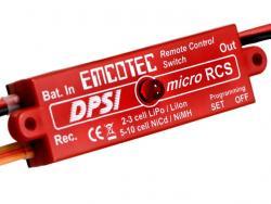 Emcotec DPSI Micro RCS (MPX) Fernsteuerschalter