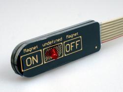 Emcotec DPSI Ampere Magnetschaltgeber (Platine) mit 70cm langem Kabel