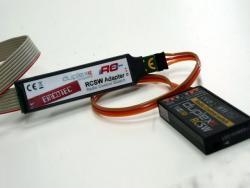 Emcotec DPSI Fernsteuerschaltgeber (Jeti Duplex) mit RCSW RC-Switch