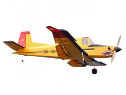 GB-Models Zlin 137T - Cmelak 270cm gelb