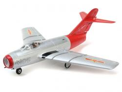 E-Flite UMX MiG-15 EDF 412mm BNF Basic mit AS3X und Safe Select Technologie