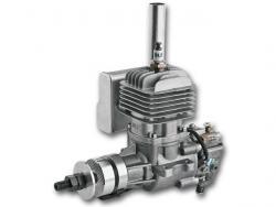 DLE DL-Engines 20ccm DLE20 Benzinmotor mit el. Zündung und Schalldämpfer