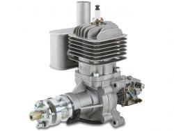 DLE DL-Engines 30ccm DLE30 Benzinmotor mit el. Zündung und Schalldämpfer
