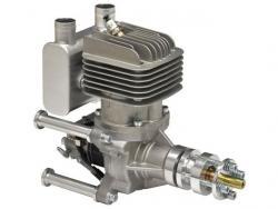 DLE DL-Engines 55ccm DLE55RA Benzinmotor 1Zylinder mit Heckauslass