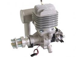 DLE DL-Engines 55ccm DLE55 Benzinmotor 1Zylinder mit el.Zündung