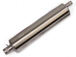 Kanister-Schalldämpfer mit Smokeanschluss zu  DLE 55RA