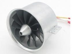 Tuning 6S Inrunner 12-Blatt 90mm Impeller Combo