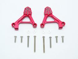 ALUMINUM ADJUSTABLE REAR DAMPER MOUNT Rot -14PC SET