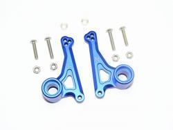 ALUMINUM FRONT ROCKER ARM SET Blau -12PC SET